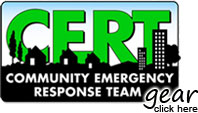 CERT Gear & Supplies
