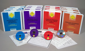 Get your OSHA Safety Training Materials Today!