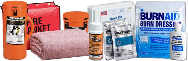 Burn Safety Supplies