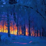 Winter Fires and Burns