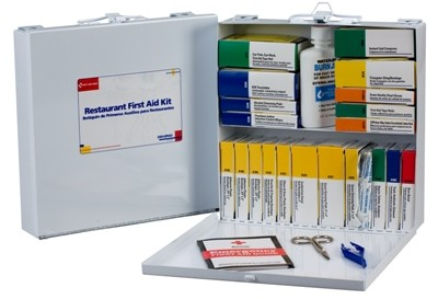 Kitchen, Restuarant & Foodservice First Aid