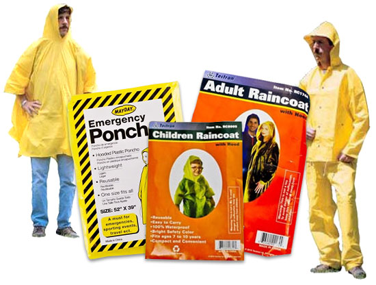 ponchos-rain-protection