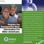 Preparedness for Older Americans