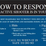 Active Shooter - what do do to prepare and during a crisis