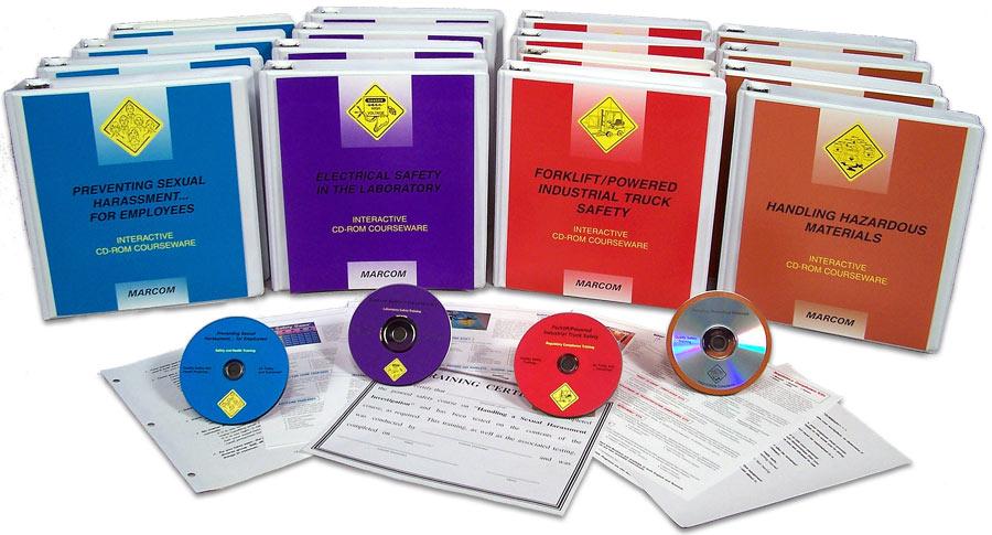 OSHA SAFETY BOOKS, CDS, VIDEOS