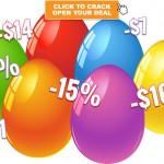 Mystery Deal. How Much Will Your Egg Save You?