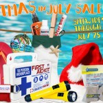 12% Off Christmas in July Sale!
